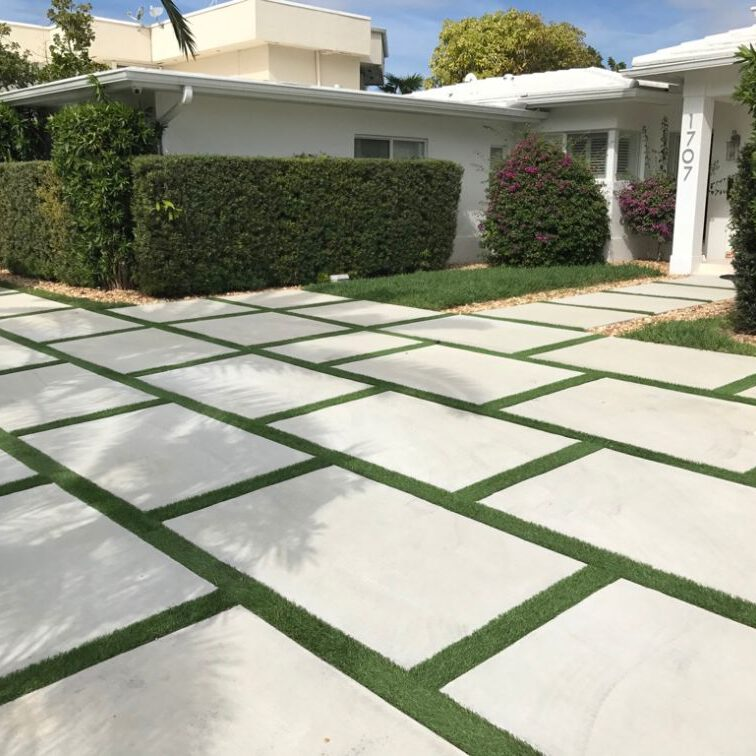 best company for expert driveway installation near Fort Lauderdale